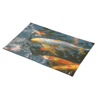 Animal - Fish - Bestow good fortune Placemat