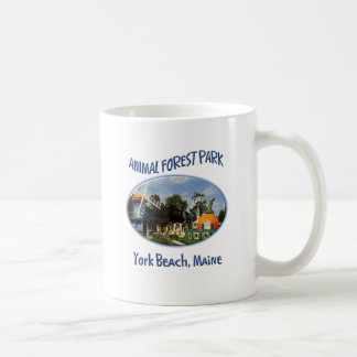 Animal Forest Park Mugs