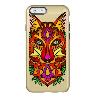Animal Fox Incipio Feather® Shine iPhone 6 Case