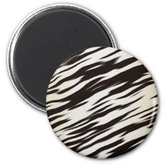 Animal Geometrics 2 Inch Round Magnet