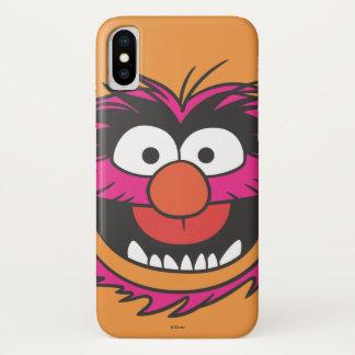 Animal Head iPhone X Case