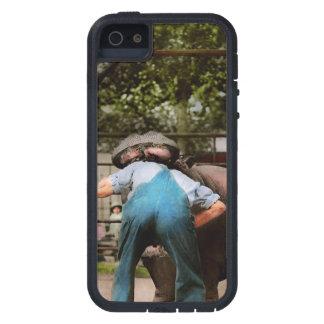 Animal - Hippo - Stupid human tricks 1910 iPhone 5 Cover