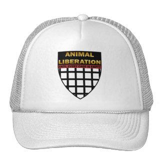 ANIMAL LIBERATION HATS