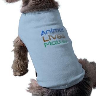 Animal Lives Matter Shirt