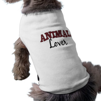 Animal Lover Pet Clothing