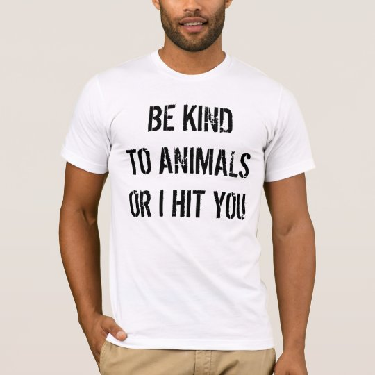 Animal lover funny quote top t-shirt