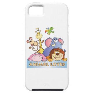 Animal Lover iPhone 5 Case