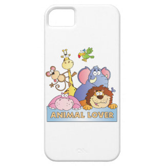Animal Lover iPhone 5 Covers