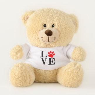 Animal Lover Teddy Bear