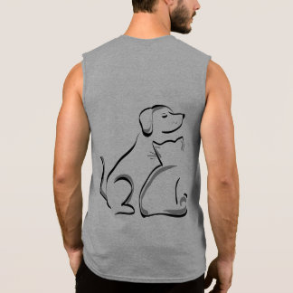 Animal lover ultra cotton Tank Top