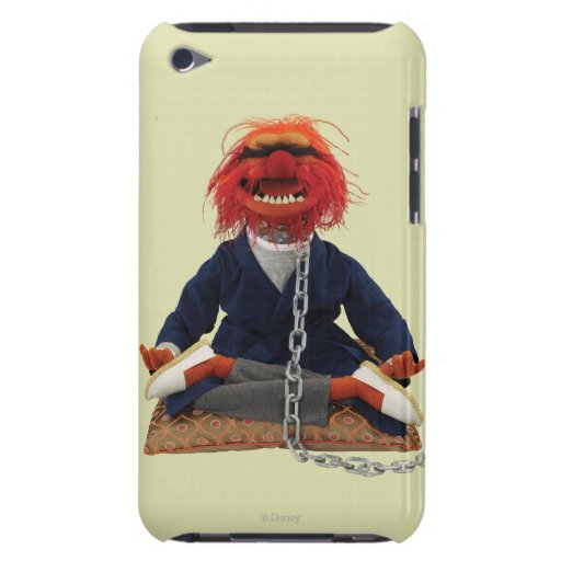 Animal Meditating Case-Mate iPod Touch Case