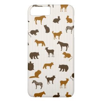 Animal pattern 1 iPhone 7 plus case