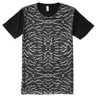 Animal Pattern American Apparel Shirt