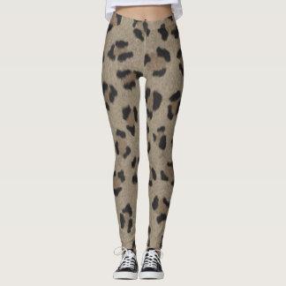Animal Pattern Leggings