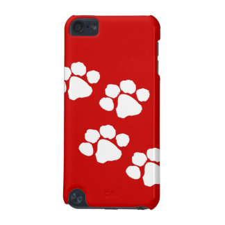 Animal Paw Prints iPod Touch 5G Covers