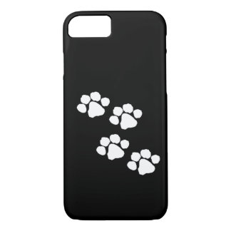 Animal Paw Prints iPhone 7 Case