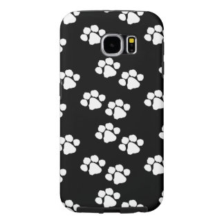 Animal Paw Prints Samsung Galaxy S6 Cases