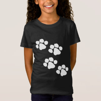 Animal Paw Prints T-Shirt