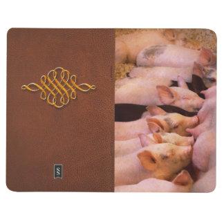 Animal - Pig - Comfort food Journal