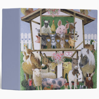 Animal Playhouse Binder