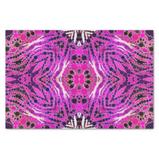 Animal Print Abstract Tissue Paper
