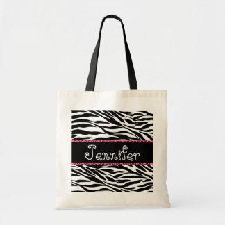 Animal Print Bridesmaid Bag