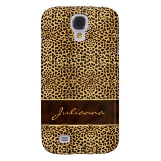 Animal Print Cheetah in Natural Hues