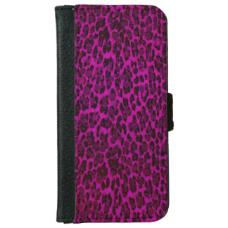 Animal Print Leopard iPhone6 Wallet case