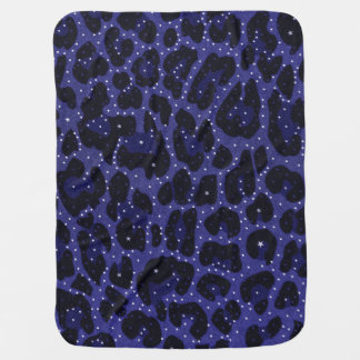 Animal Print Pattern Baby Girl Blankets