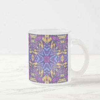 Animal Print Pattern Frosty Mugs