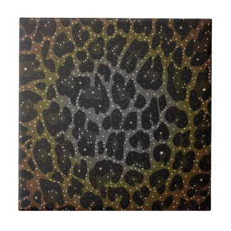 Animal Print Pattern Tile