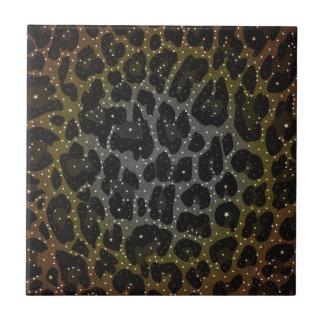 Animal Print Pattern Tiles