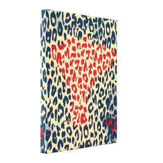 Animal Print Skin Of Leopard - Fine Art 3