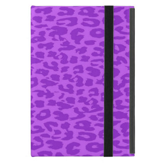 Animal print texture of leopard 12 cover for iPad mini