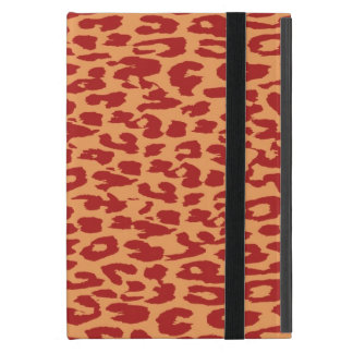 Animal print texture of leopard 15 cover for iPad mini