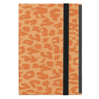 Animal print texture of leopard 3 cases for iPad mini