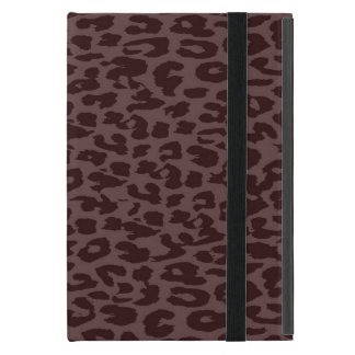 Animal print texture of leopard 9 covers for iPad mini