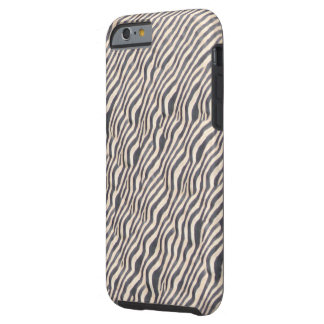 Animal Print - Zebra - Apple Iphone Case