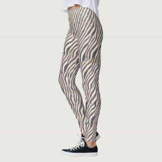 Animal Print - Zebra - Leggings