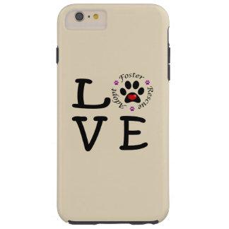 Animal Rescue Love iPhone 6/6s Plus Tough Case