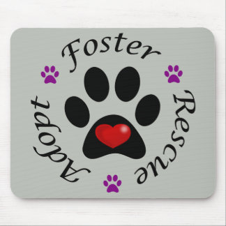 Animal Rescue Mouse Pad