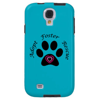 Animal Rescue Samsung Galaxy S4 Case