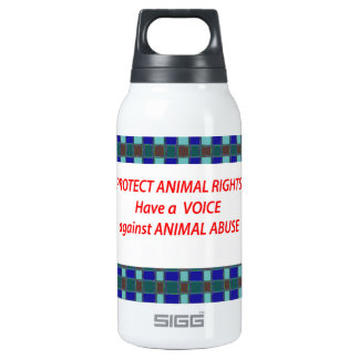 Animal Rights-Healty Living Habitat in Wild being SIGG Thermo 0.3L Insulated Bottle