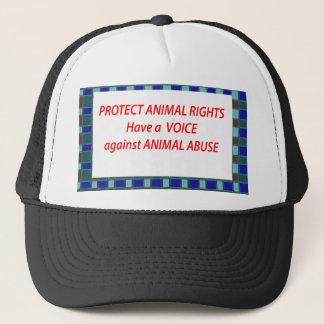 Animal Rights-Healty Living Habitat in Wild being Trucker Hat