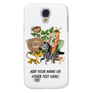 Animal Safari Samsung Galaxy S4 Cases