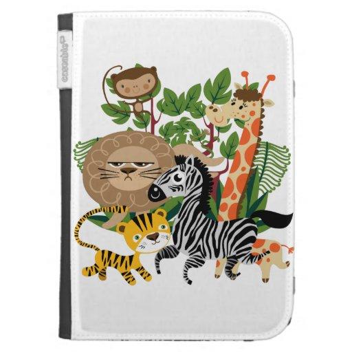 Animal Safari Kindle 3 Case
