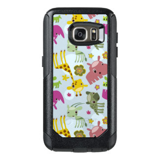 animal safari pattern OtterBox samsung galaxy s7 case