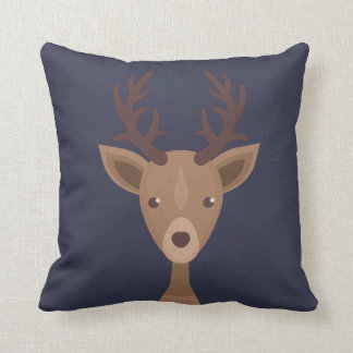 Animal set #5 throw pillow