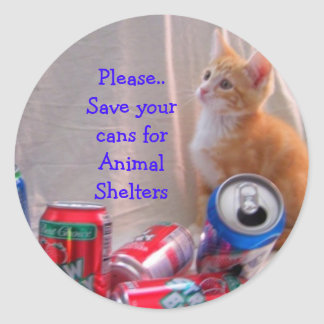 animal shelter stickers