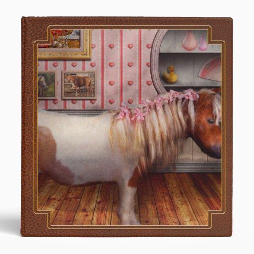 Animal - The Pony Vinyl Binder